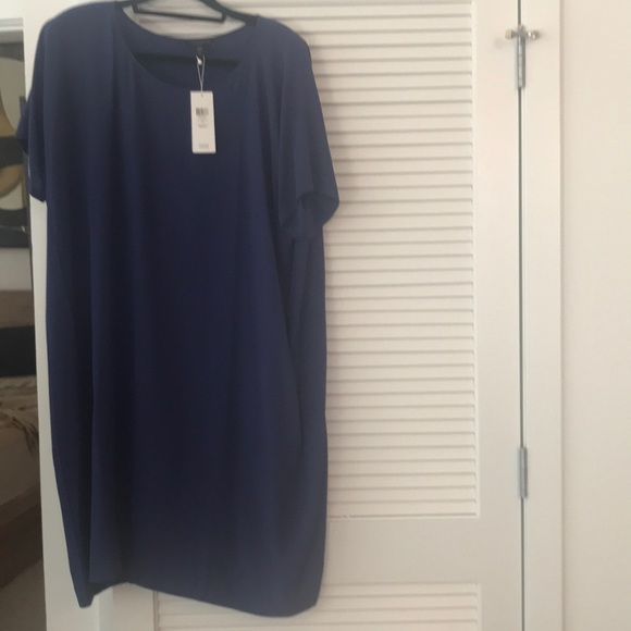Eileen Fisher Dresses & Skirts - NEW Eileen Fisher Silk Dress
